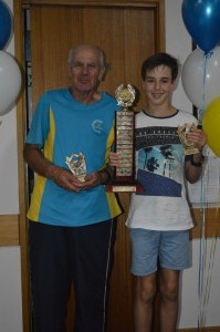 Norm McKenzie Award - Michael Orelli & Will Jarman