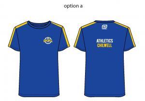 T-shirt option a