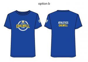 T-shirt option b